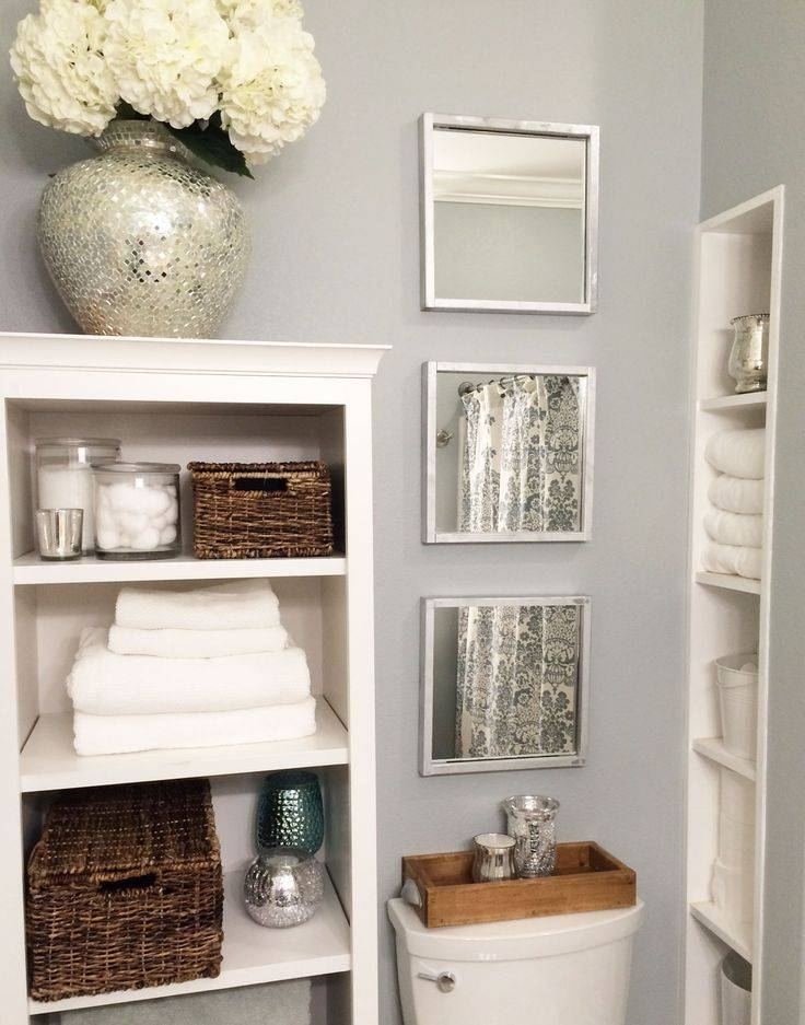 Best 25+ Square Mirrors Ideas On Pinterest | Wall Mirrors Regarding White Decorative Wall Mirrors (#7 of 15)