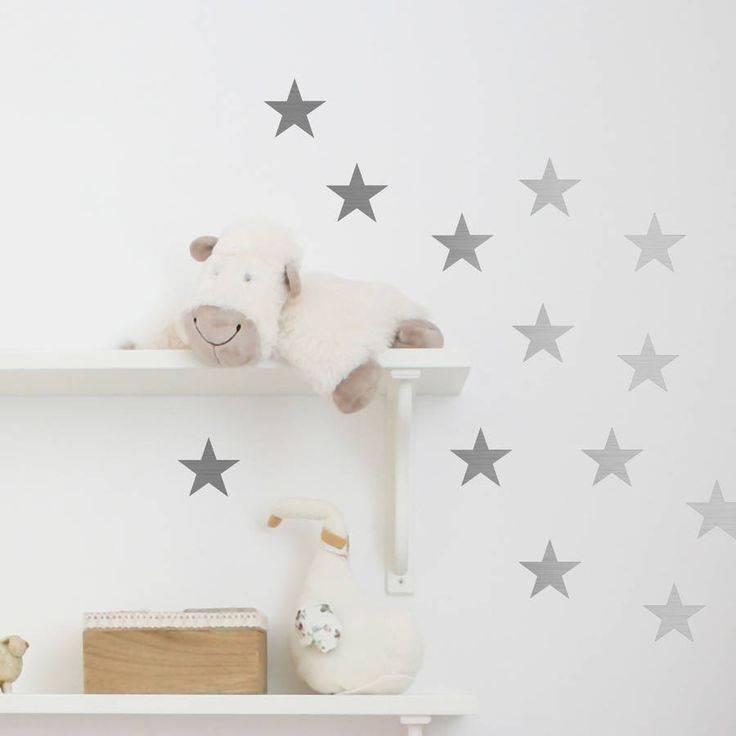 Best 25+ Star Wall Ideas On Pinterest | Star Bedroom, Nursery Wall Inside Baby Wall Mirrors (#11 of 15)