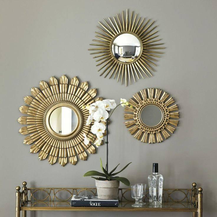Best 25+ Sunburst Mirror Ideas On Pinterest | Wall Mirrors Diy Within Sun Wall Mirrors (#7 of 15)