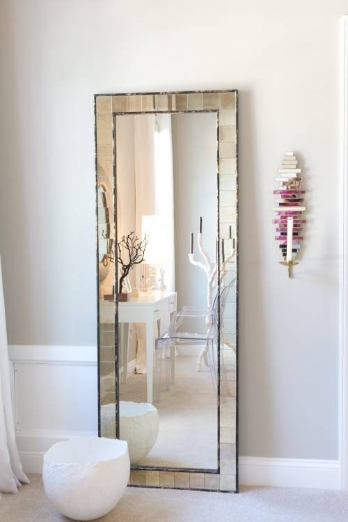 Best 25+ Tall Mirror Ideas On Pinterest | Rustic Full Length Throughout Modern Bedroom Mirrors (#6 of 15)