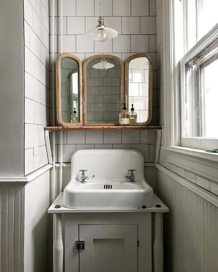 Best 25+ Tri Fold Mirror Ideas On Pinterest | Dressing Mirror In Tri Fold Bathroom Wall Mirrors (#3 of 15)