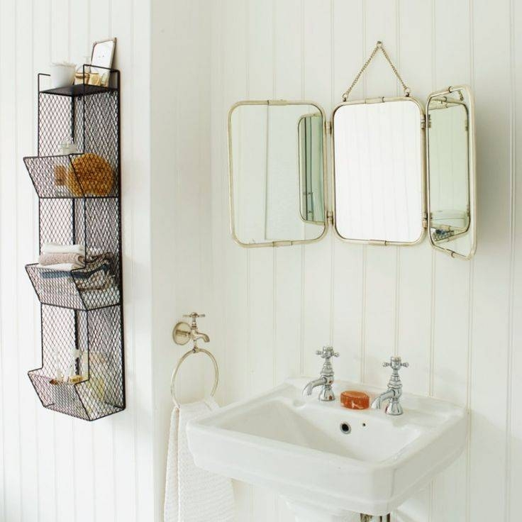 Best 25+ Tri Fold Mirror Ideas On Pinterest | Dressing Mirror With Regard To Tri Fold Wall Mirrors (#2 of 15)