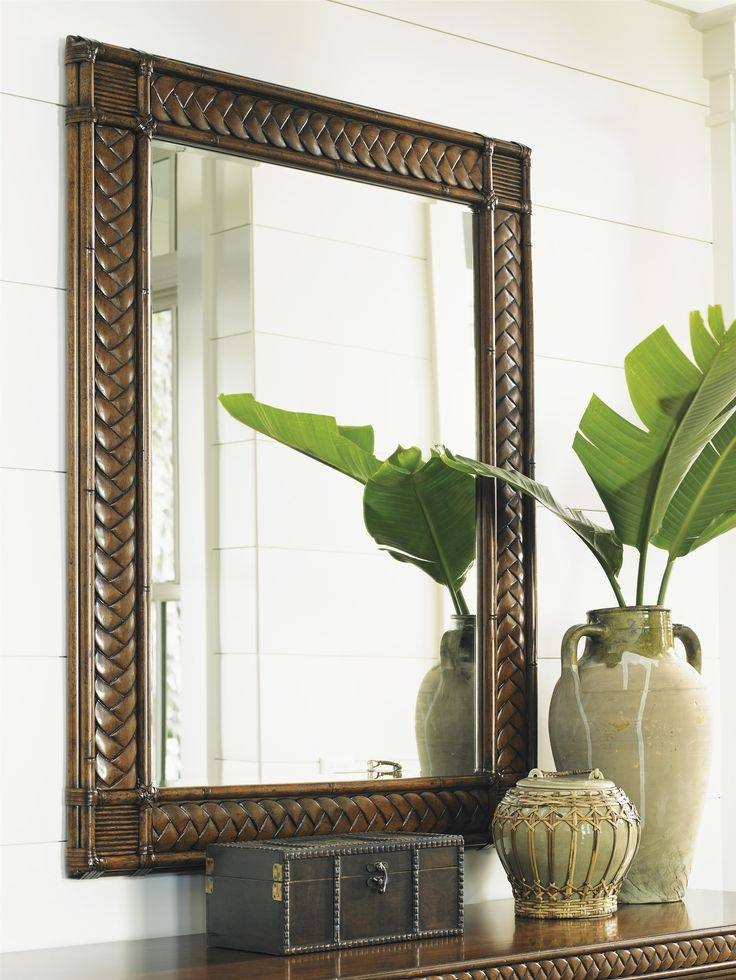 Best 25+ Tropical Mirrors Ideas On Pinterest | Tropical Bathroom Pertaining To Tropical Wall Mirrors (View 11 of 15)