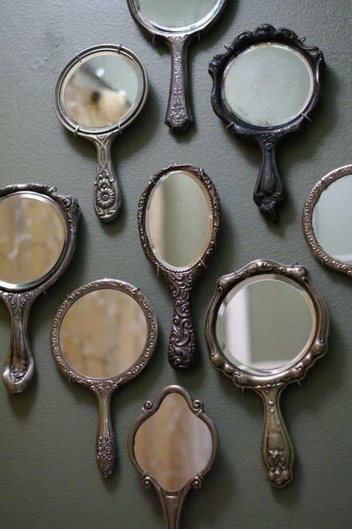 Best 25+ Vintage Mirrors Ideas On Pinterest | Beautiful Mirrors Inside Small Vintage Wall Mirrors (View 8 of 15)