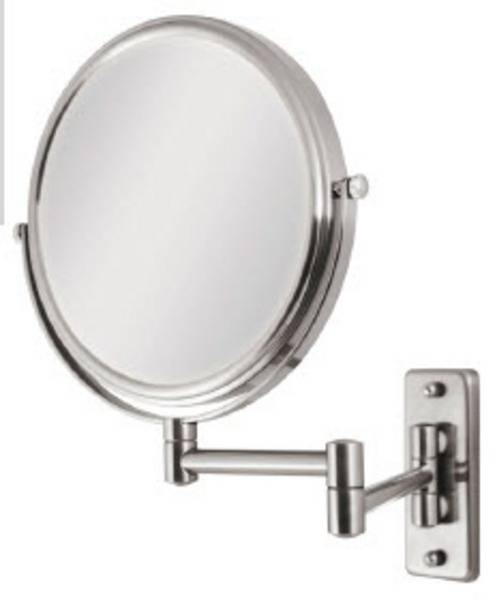 Best 25+ Wall Mounted Magnifying Mirror Ideas On Pinterest For Magnifying Wall Mirrors For Bathroom (View 11 of 15)