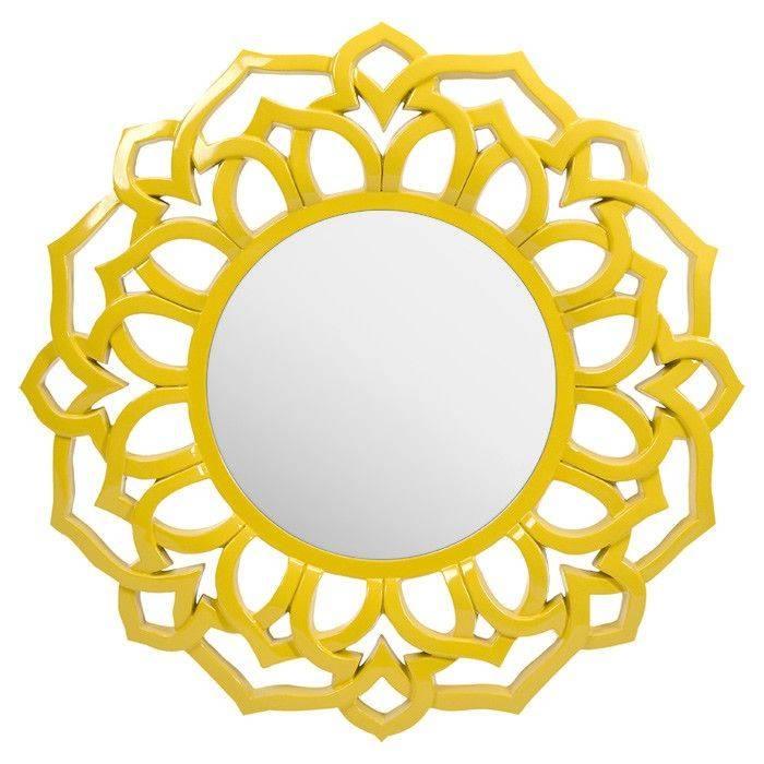 Best 25+ Yellow Wall Mirrors Ideas On Pinterest | Diy Old Leather Throughout Yellow Wall Mirrors (#6 of 15)