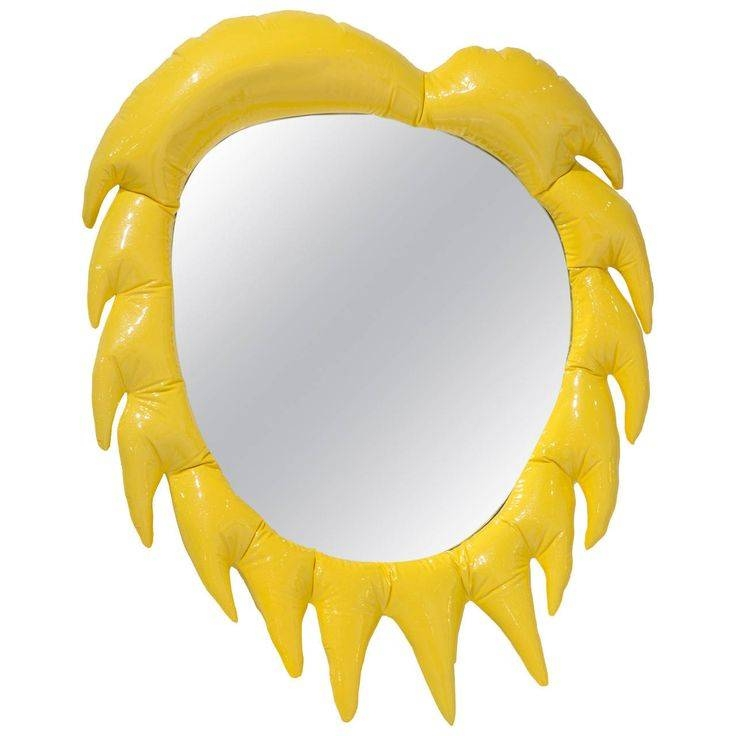 Best 25+ Yellow Wall Mirrors Ideas On Pinterest | Diy Old Leather With Regard To Yellow Wall Mirrors (#7 of 15)