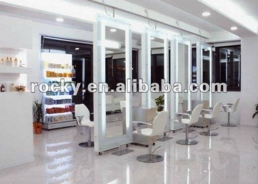 Best 4 8mm High Quality Wall Mirror Beauty Salon Wall Mirrors With Regard To Salon Wall Mirrors (View 9 of 15)