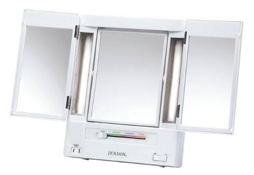Best 5X Lighted Magnifying Makeup Mirrors Intended For Lit Makeup Mirrors (#5 of 15)
