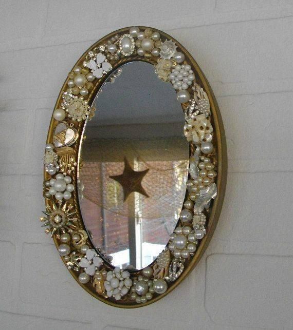 Best Of Rhinestone Wall Mirror   About My Blog For Rhinestone Wall Mirrors (View 5 of 15)