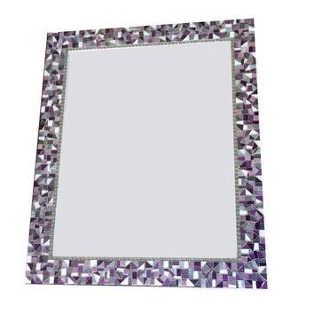 Best Purple Wall Mirror Products On Wanelo With Purple Wall Mirrors (#5 of 15)