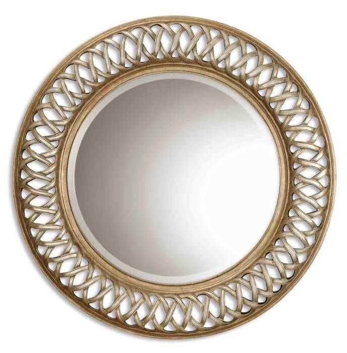 Big Round Wall Mirror — All Home Design Solutions : The Round Wall Inside Big Round Wall Mirrors (#8 of 15)