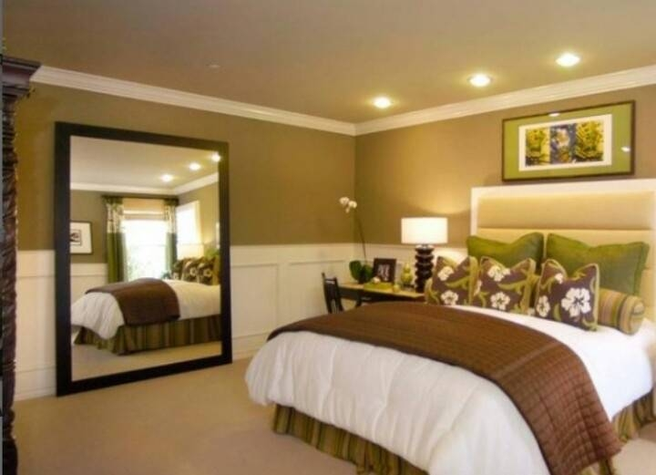 Big Wall Mirror, Makes Room Look Bigger (#5 of 15)