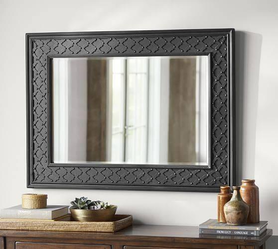 Popular Photo of Pottery Barn Wall Mirrors
