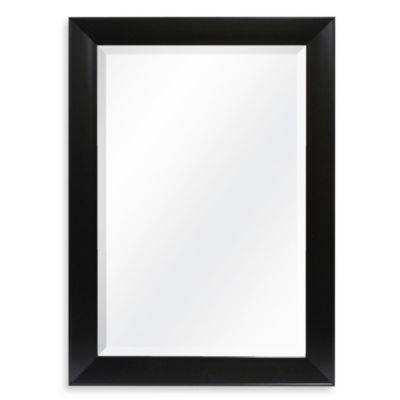 Black Wall Mirrors – Interior4You With Black Wall Mirrors (View 4 of 15)