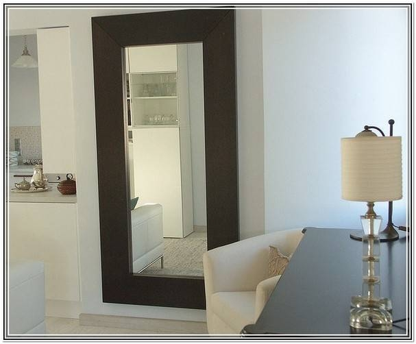 Popular Photo of Large Wall Mirrors Ikea