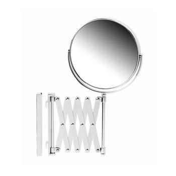 Buy Bath Bazaar Double Arm Wall Mirror – 7X | Amara Within Extension Arm Wall Mirrors (#9 of 15)