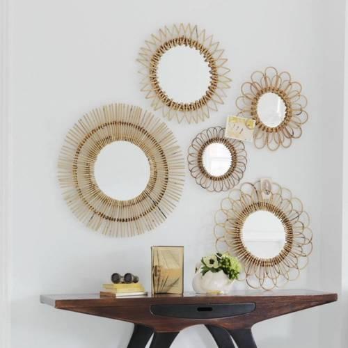 Captivating 10+ Wall Mirror Sets Inspiration Design Of Decorative With Decorative Wall Mirror Sets (#4 of 15)