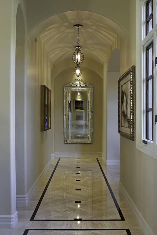 Charming Hallway Mirror Ideas For Hallway Wall Mirrors (#11 of 15)