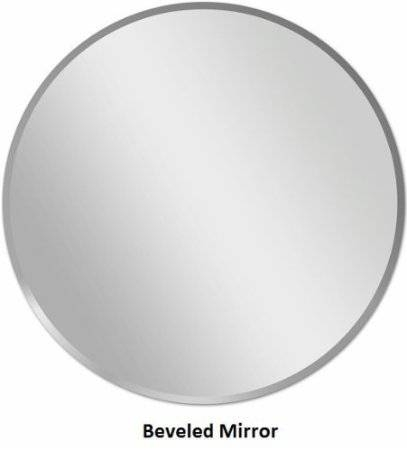 Cheap Beveled Wall Mirrors Frameless, Find Beveled Wall Mirrors Inside Frameless Round Wall Mirrors (#9 of 15)