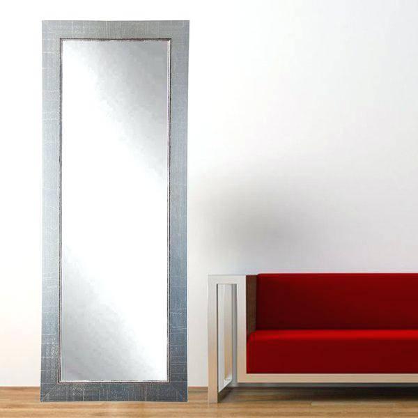 Cheap Full Length Wall Mirror Uk Full Length Wall Mirror Frameless With Full Length Wavy Wall Mirrors (#2 of 15)
