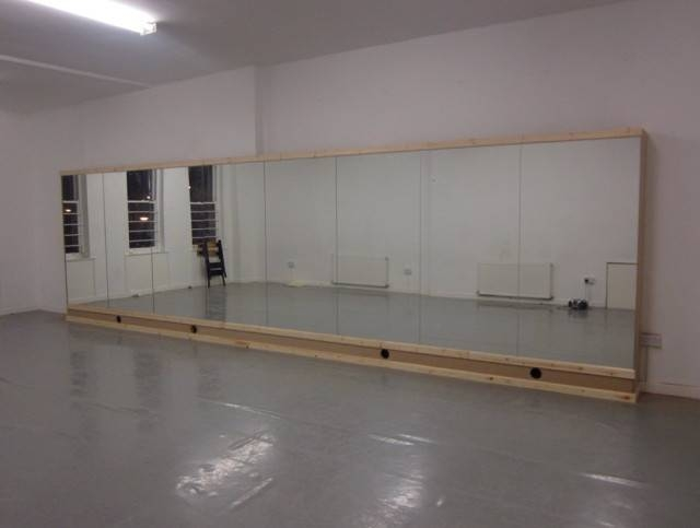 Popular Photo of Dance Wall Mirrors