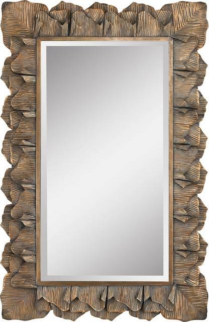 Cheltemham Leaf Mirror – Tropical – Wall Mirrors Hedgeapple With Tropical Wall Mirrors (View 8 of 15)