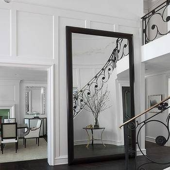 Chic Leaning Wall Mirror Leaning Floor Mirror Design Ideas | Home Inside Leaning Wall Mirrors (#7 of 15)