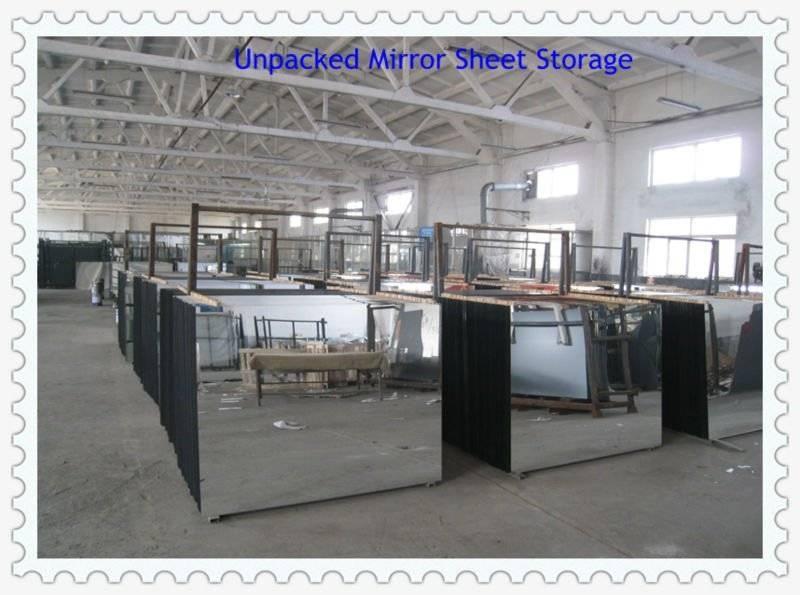 China Full Length Wavy Wall Mirror,full Length Wave Shaped Mirrors With Full Length Wavy Wall Mirrors (#4 of 15)