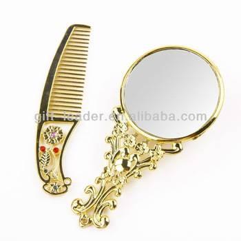 Classic Royal Style Decorative Girls Hand Mirrors Xspm0210 – Buy Regarding Decorative Hand Mirrors (#7 of 15)