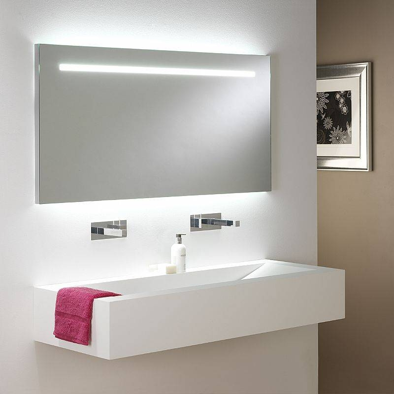 Contemporary Bathroom Wall Mirrors | Home Furniture Within Contemporary Bathroom Wall Mirrors (#12 of 15)