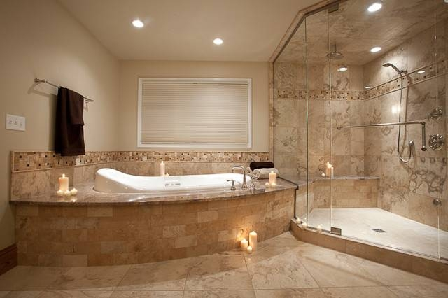 Contemporary Bathroom Wall Mirrors With Bath Wall Mirrors (#7 of 15)