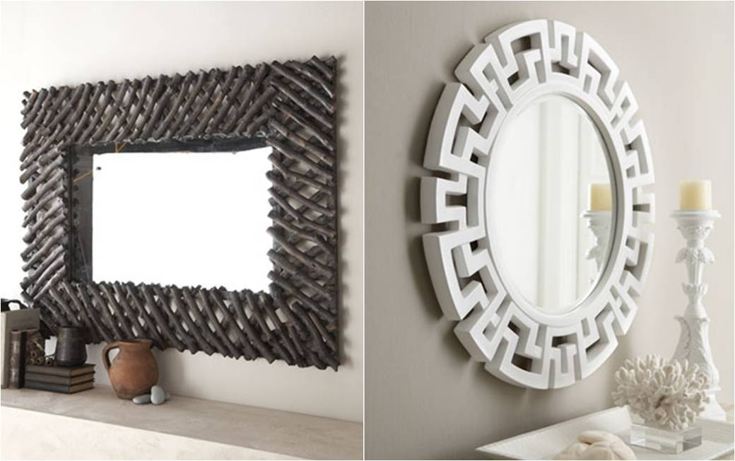 Cool Interior Home Decor Mirrors #3145 | Latest Decoration Ideas In Decorative Rectangular Wall Mirrors (#6 of 15)