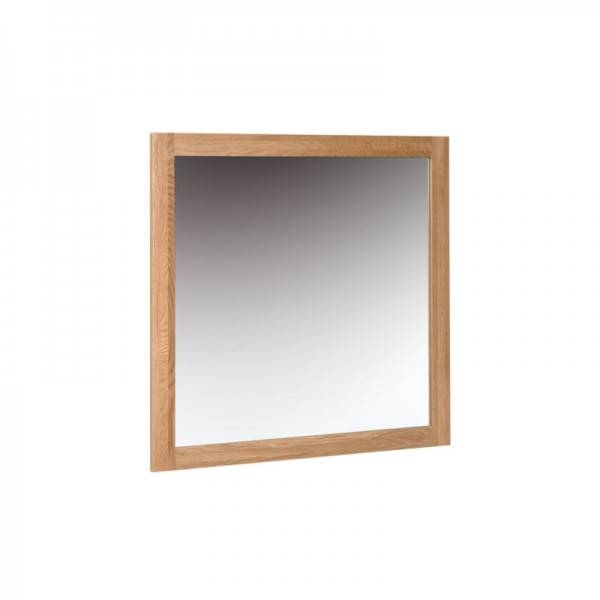Cottage Pine Triple Dressing Table Mirror With 2 Drawers | Pine Inside Pine Wall Mirrors (#7 of 15)