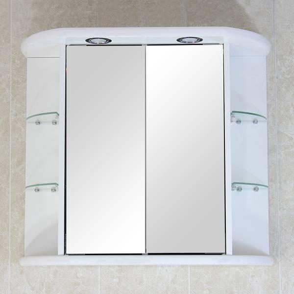 Crafty Bathroom Wall Mirror Cabinets In Wall Bathroom Mirror Intended For Bathroom Wall Mirror Cabinets (#8 of 15)