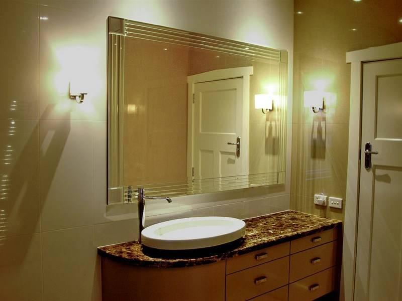 Custom Bathroom Mirrors Denver | Home Design Ideas With Regard To Denver Custom Mirrors (#2 of 15)