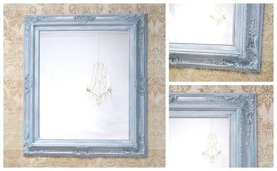 Custom Bathroom Mirrors Framed With Regard To Custom Mirrors For Sale (#8 of 15)