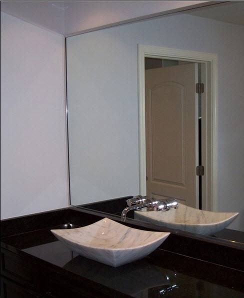 Custom Mirror Installation And Repair In Long Island And Metro Regarding Entire Wall Mirrors (View 5 of 15)