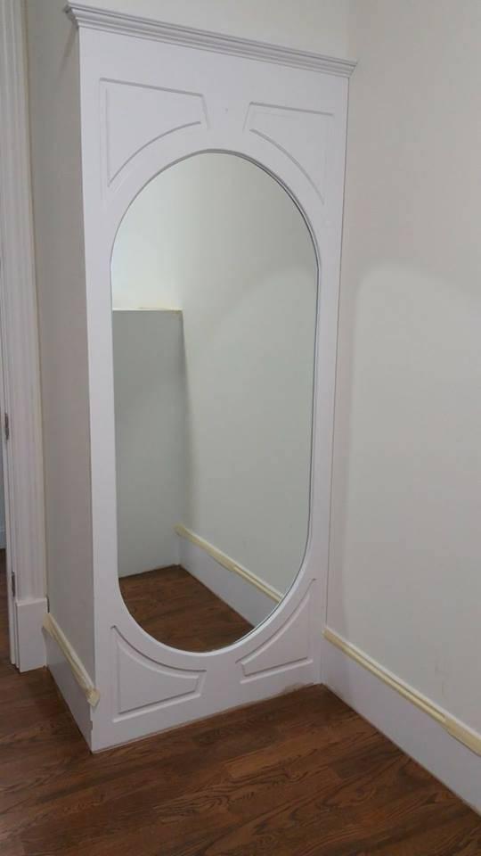 Custom Mirrors – Frameless Shower Doors With Regard To Custom Mirrors For Sale (#9 of 15)