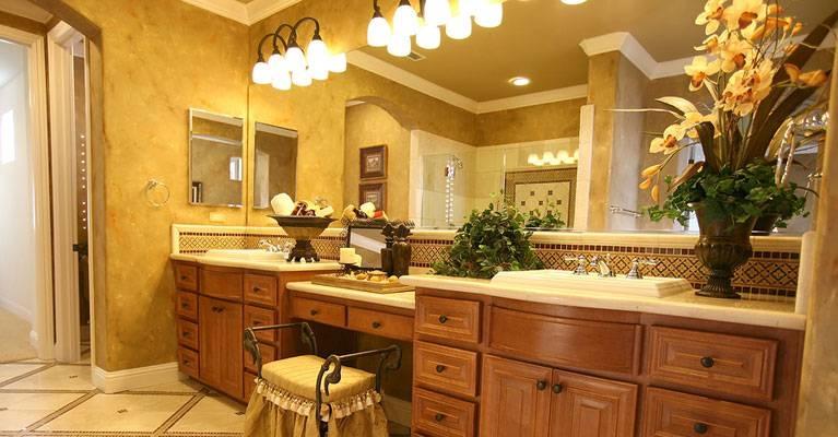 Custom Mirros & Bathroom Vanities In Aiken, Sc Throughout Custom Bathroom Mirrors (View 14 of 15)