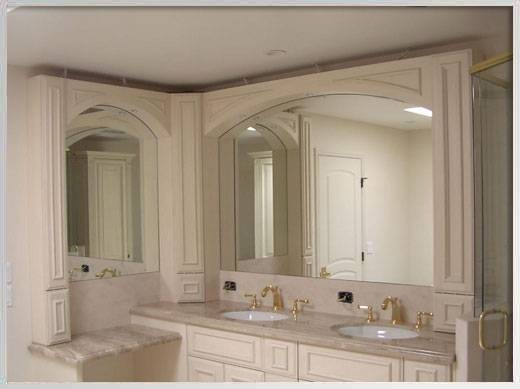 Custom Size Mirrors Bathrooms – Home Design Interior And Exterior Throughout Custom Bathroom Mirrors (View 10 of 15)