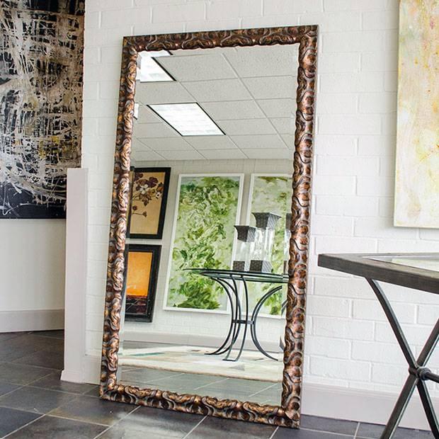 Popular Photo of Custom Sized Mirrors