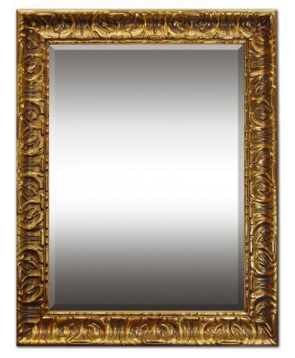 Custom Traditional Wall Mirror Frames Regarding Traditional Wall Mirrors (#6 of 15)
