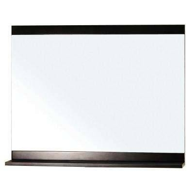 Dark Espresso – Mirrors – Wall Decor – The Home Depot Within Espresso Wall Mirrors (View 11 of 15)