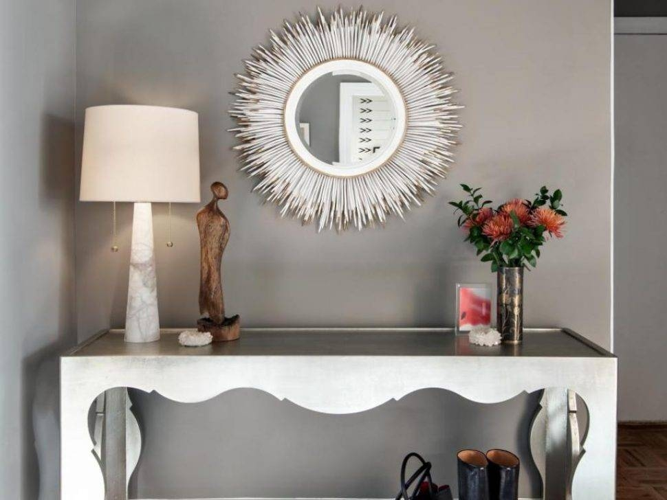 Decor : 34 Small Entry Hall Design Ideas 91100 966 1352 Hallway Pertaining To Mirrors For Entry Hall (View 12 of 15)