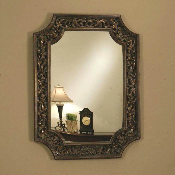 Decorative Bathroom Mirrorsnice Decorative Bathroom Mirrors With Decorative Bathroom Wall Mirrors (#6 of 15)
