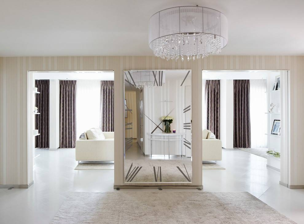 Decorative Large Oversized Wall Mirrors : Doherty House – How To Regarding Large Contemporary Wall Mirrors (#6 of 15)