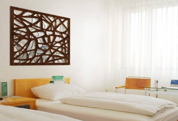 Decorative Mirror Wood Interior Design Decor – Artsigns Interiors Intended For Decorative Wooden Mirrors (#10 of 15)