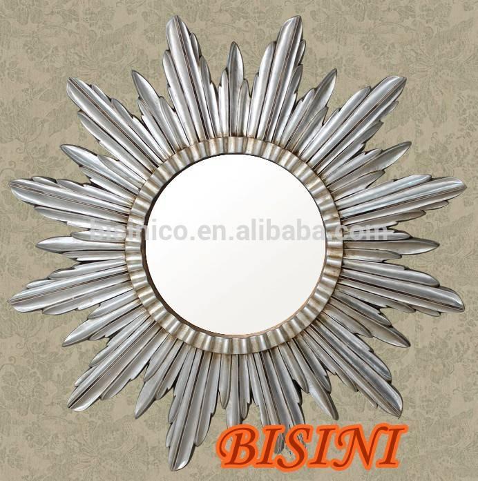 Decorative Sun Shaped Wall Mirror, Decorative Sun Shaped Wall With Regard To Sun Wall Mirrors (#8 of 15)