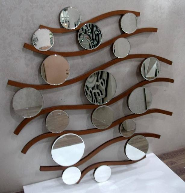 Decorative Wall Mirrors Bathroom Vanity – Decorating Walls Ideas With Unique Wall Mirror Decors (View 12 of 15)